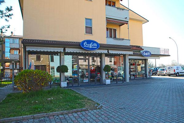 Buffetti Forlì Punto Due Sede di Via Bertini