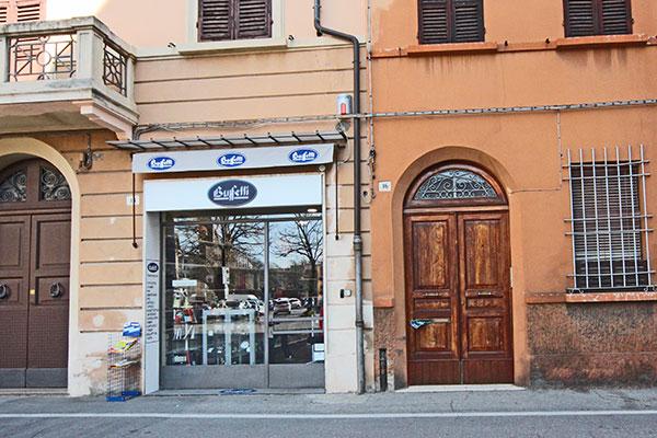 Buffetti Forlì Punto Due Sede di Via Matteucci