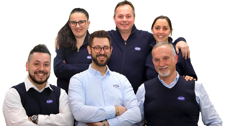 Buffetti Forlì: ecco il nostro Team!
