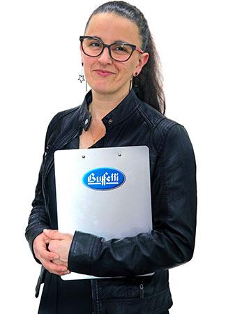 Claudia, la new entry di Buffetti Forlì Punto Due